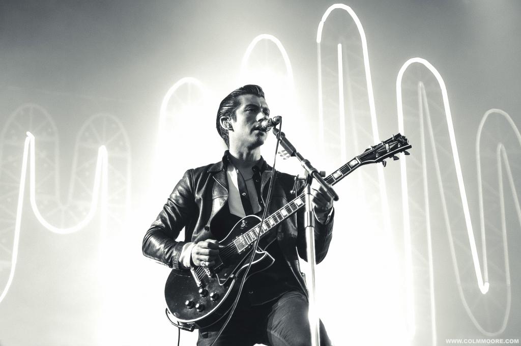Arctic Monkeys // Marlay Park, Dublin 2014