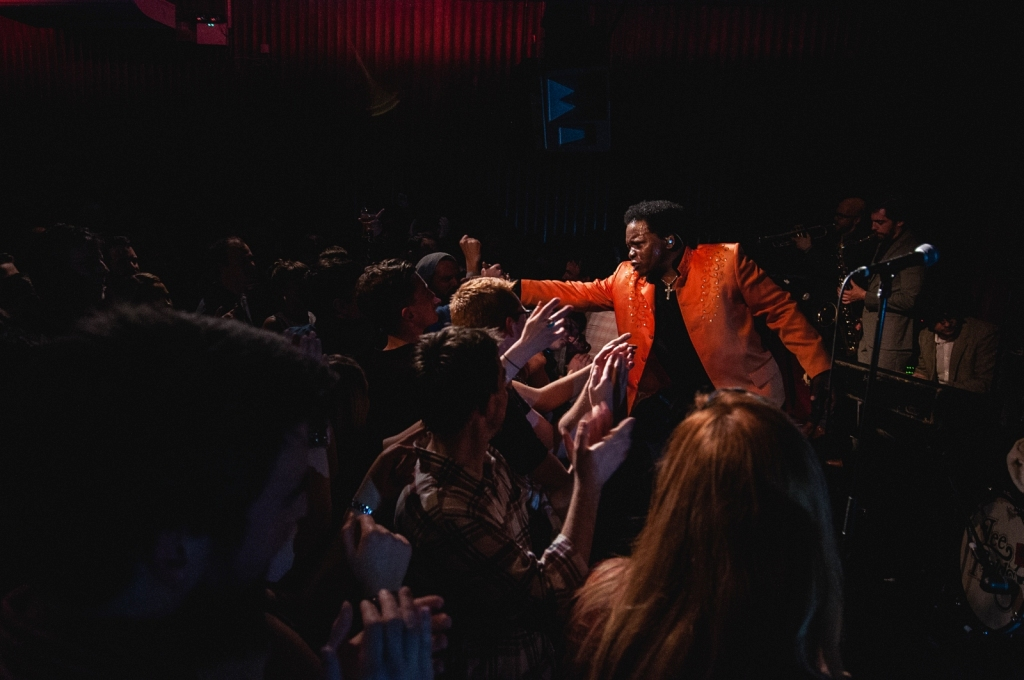 Lee Fields and the Expressions // Sugar Club Dublin