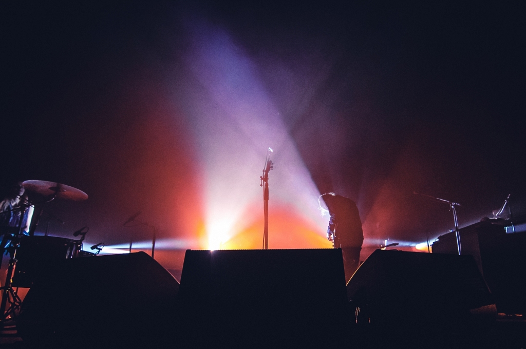 Ben Howard // The Olympia Theater, Dublin