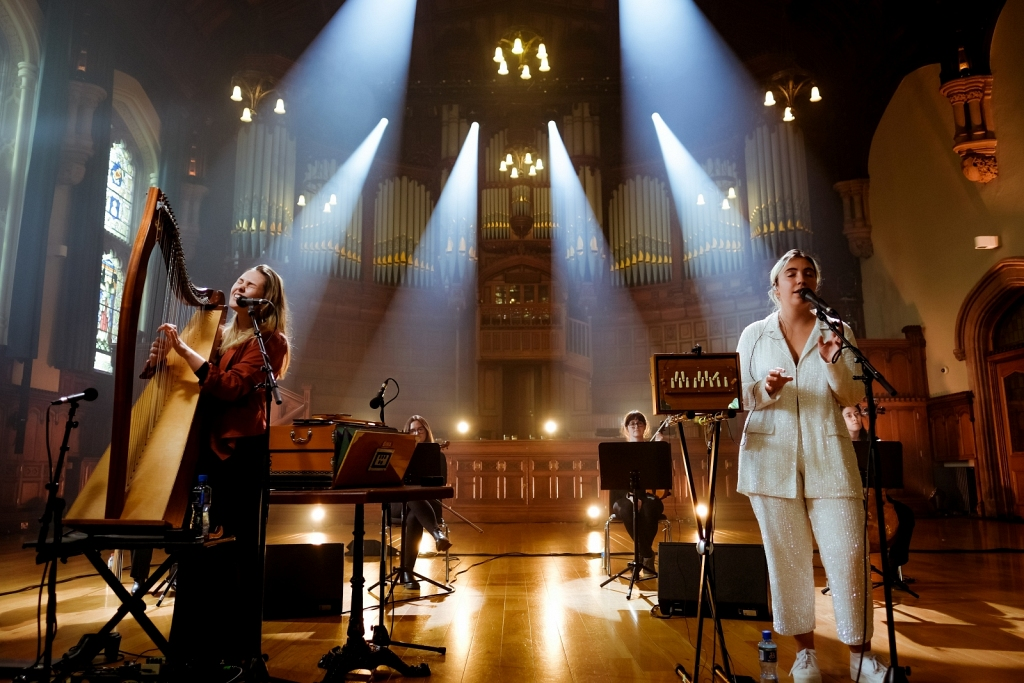 Saint Sister // The Guildhall, Derry 2020