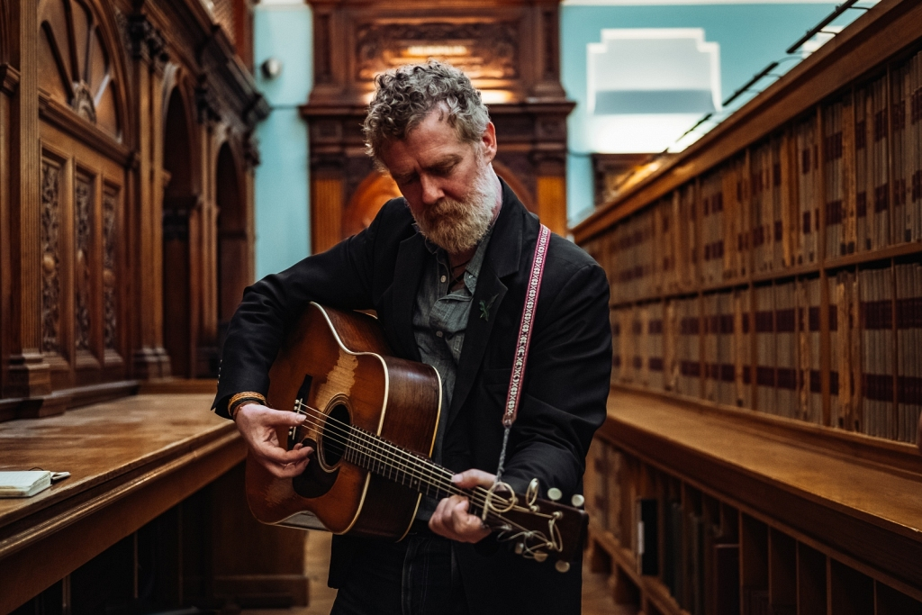 Glen Hansard // National Library of Ireland