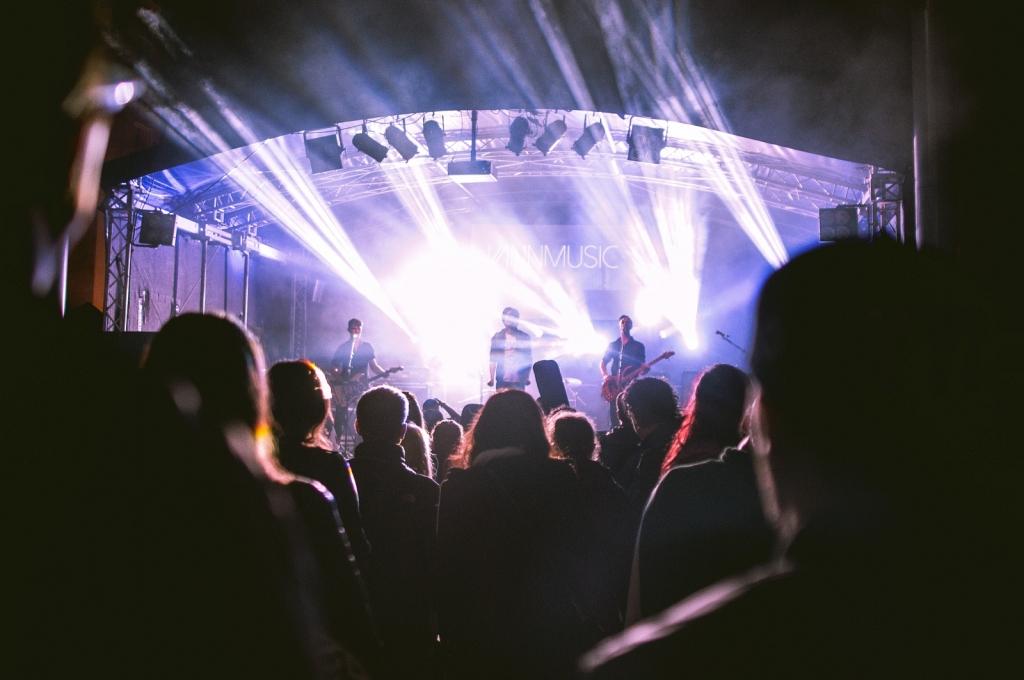 VANN MUSIC // Meeting House Square