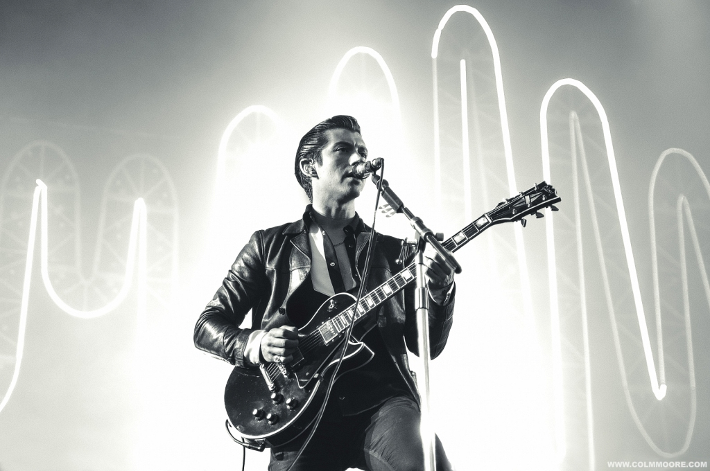 Arctic Monkeys // Marlay Park, Dublin