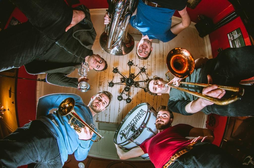 Stomptown Brass Band