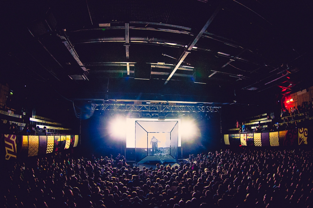 Flying Lotus // Vicar Street