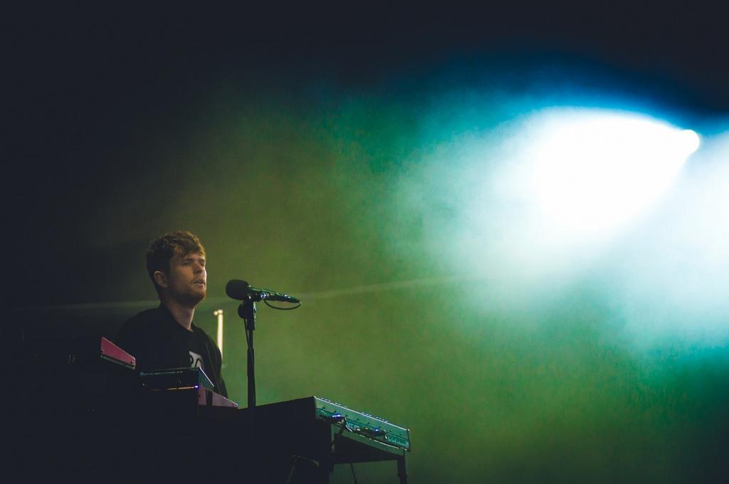 James Blake // Longitude Festival